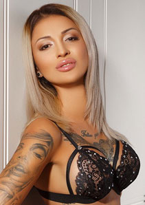 Infinity Escort Agency ∞ London Escort Isadora