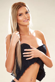 Infinity Escort Agency ∞ London Escort Leila