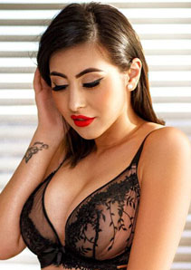 Infinity Escort Agency ∞ London Escort Mercedes