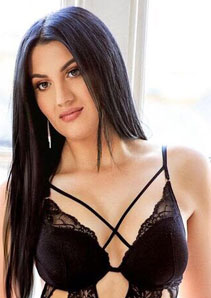 Infinity Escort Agency ∞ London Escort Morena