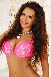 Infinity Escort Agency ∞ London Escort Samira