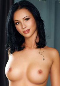 Infinity Escort Agency ∞ London Escort Tanya